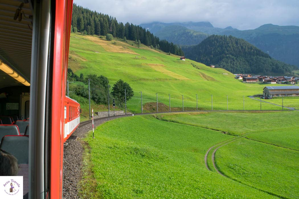 Review Swiss Travel Pass