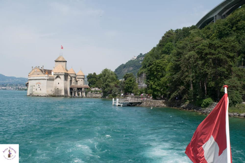A boat tour on Lake Geneva - Things to do in Montreuxl - a boat tour on Lake Geneva