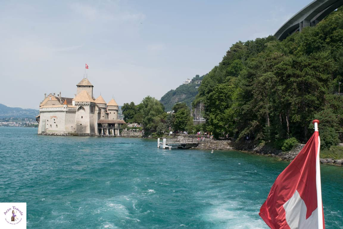A boat tour on Lake Geneva - Things to do in Montreal - a boat tour on Lake Geneva