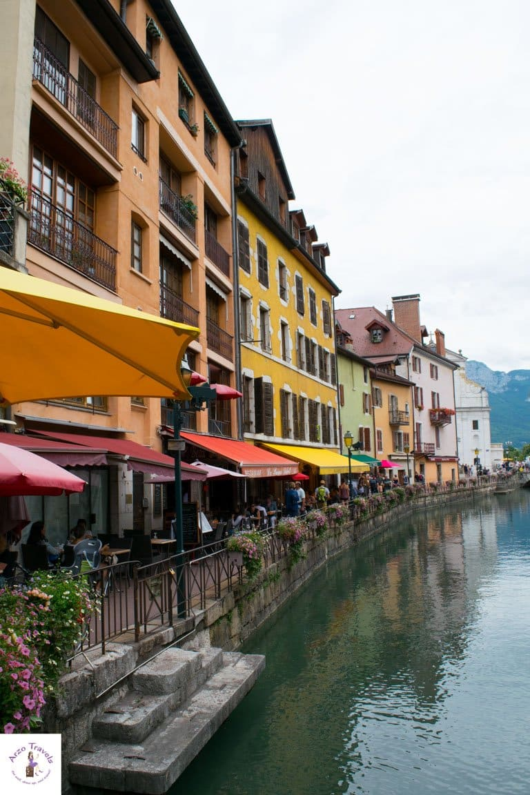 Venice of the Alps - Annecy in France