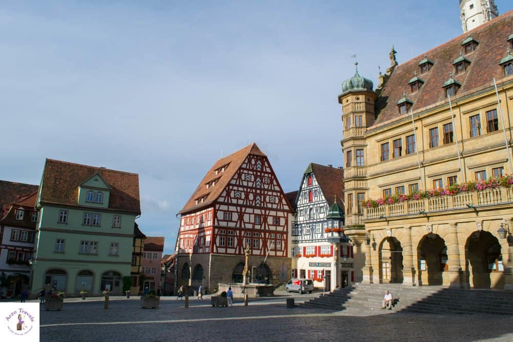 What to do in Rothenburg in 1 day - things to do in Rothenburg