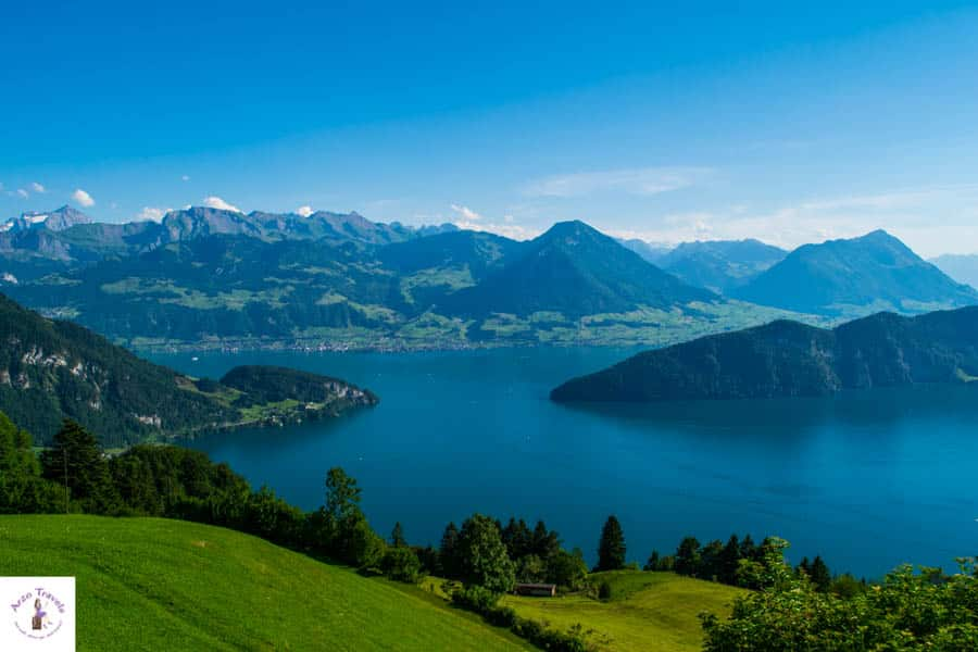 Getting up Mount Rigi - a must-do activity in Lucerne