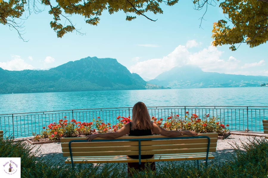 places to visit in Lucerne Switzerland