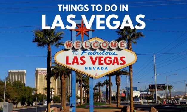 A Weekend in Las Vegas – Things to Do in Vegas