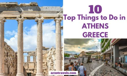 10 Things to Do and See in Athens as a Solo Traveler