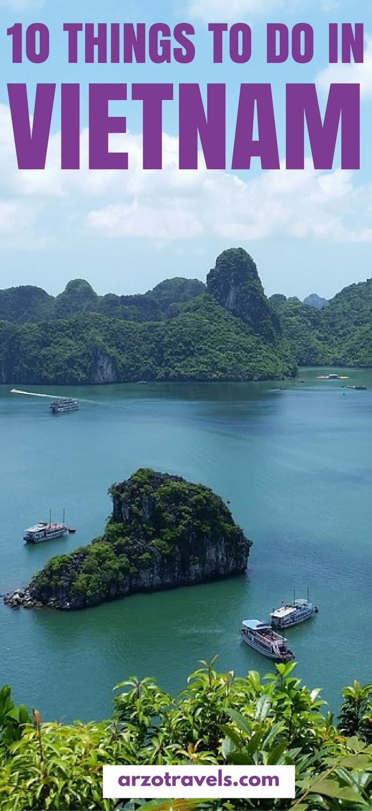 10 top things to do and see in Vietnam as a solo traveler
