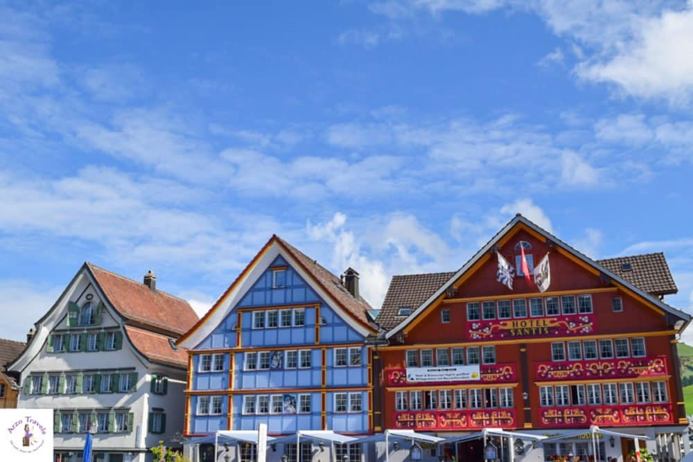 What to see in Appenzellerland