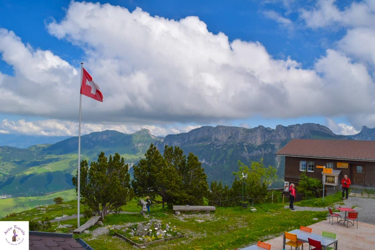 Edenalp Guest House in Appenzell, Switzerland