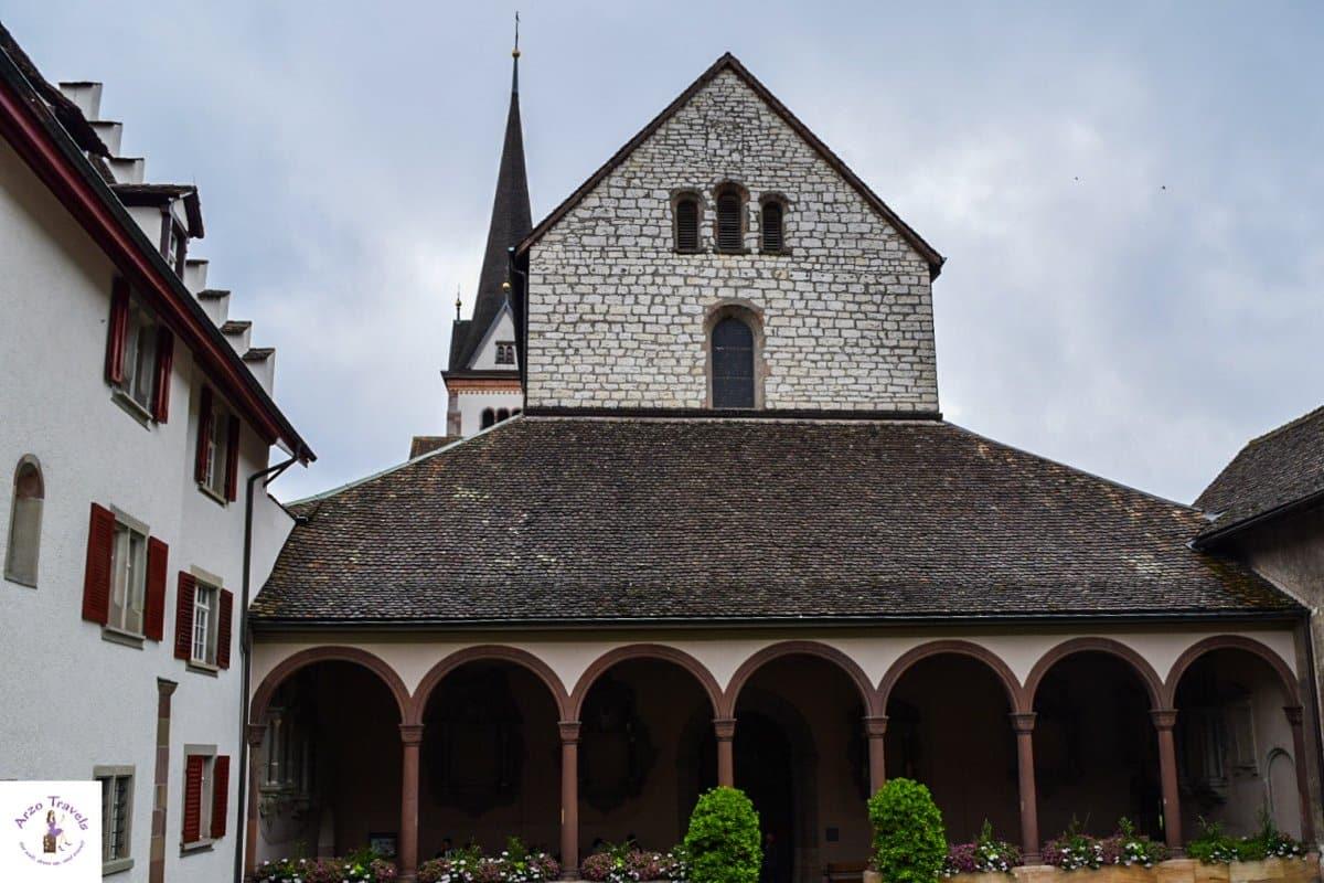 Münster Allerheiligen in Schaffhausen
