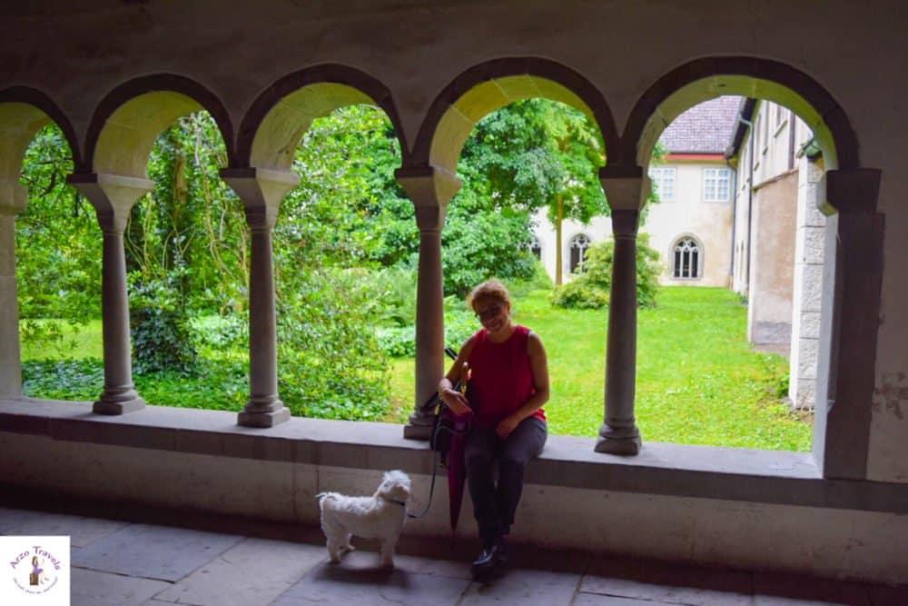 Discovering Münster Allerheiligen in Schaffhausen in Puppygak