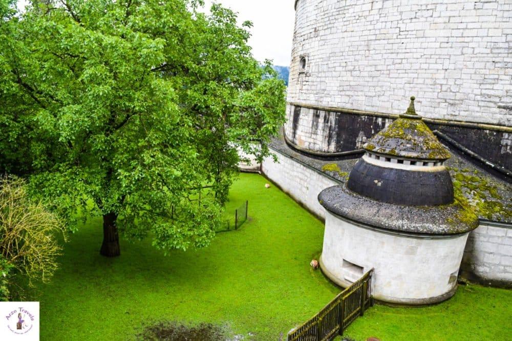 Munot Fortress in Schaffhausen