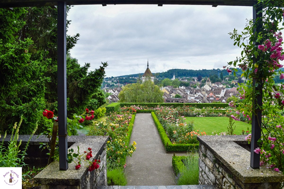 Must See Places in Schaffhausen in 24 Hours