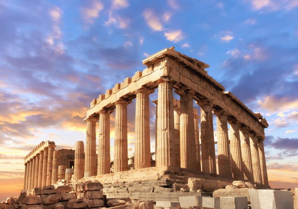 Athens Acropolis @shutterstock