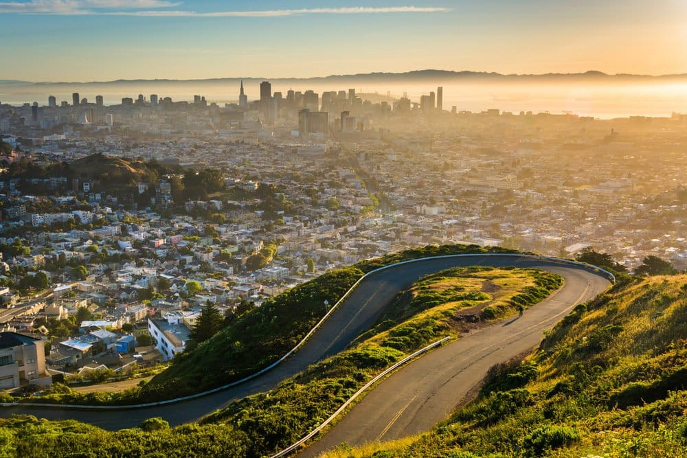 Best view of San Francisco_