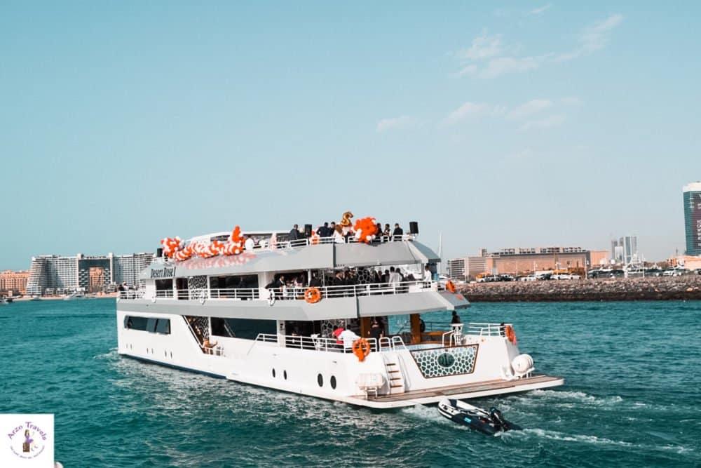 Boat Tour in Dubai