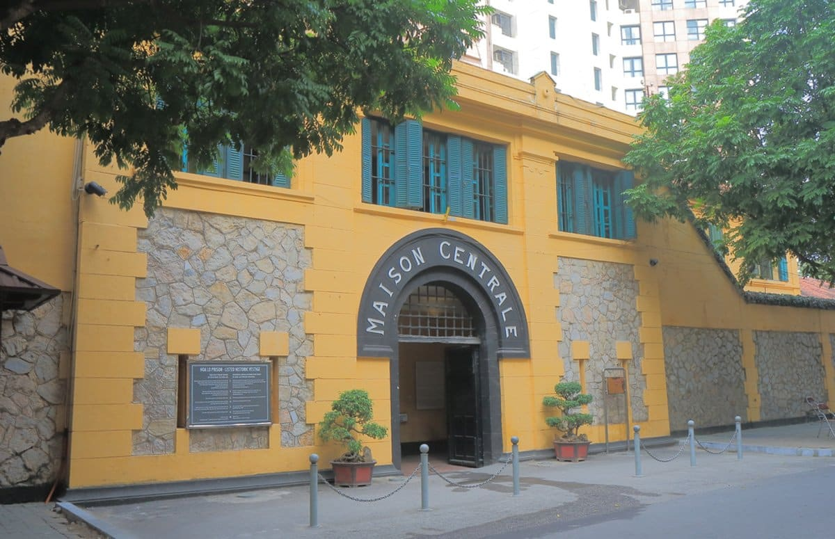 Hoa Lo Prison (Hanoi Hilton)_Points of Interest for Vietnam