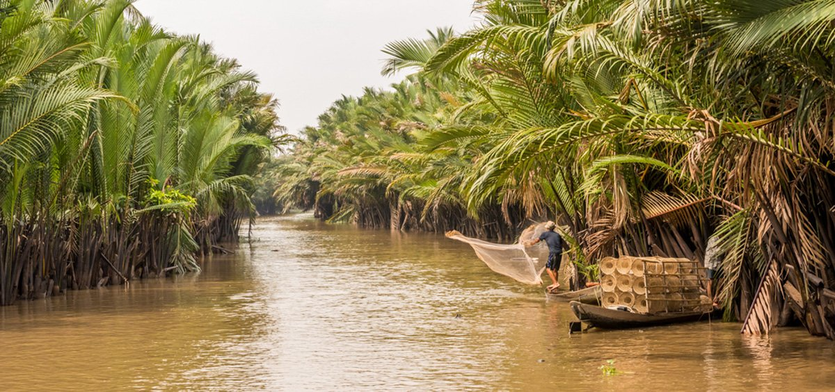 Mekong Delta in Vietnam and what else to do as female