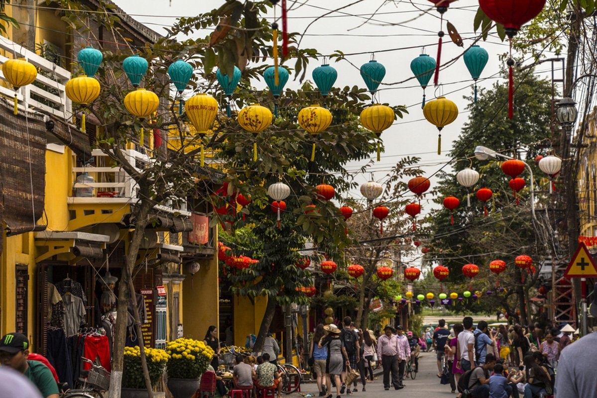 Old Town of Hoi An @shutterstock