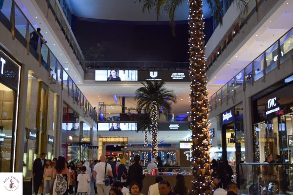 Dubai Aktivitäten Dubai Sehenswürdigkeiten und Reisetipps - Dubai Mall