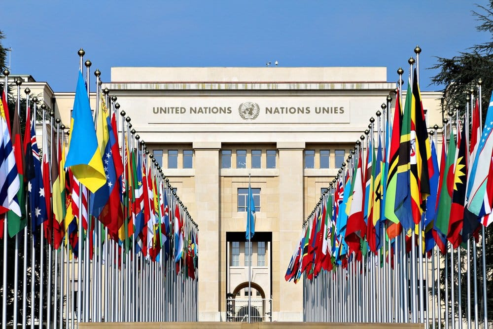 United Nations in Geneva