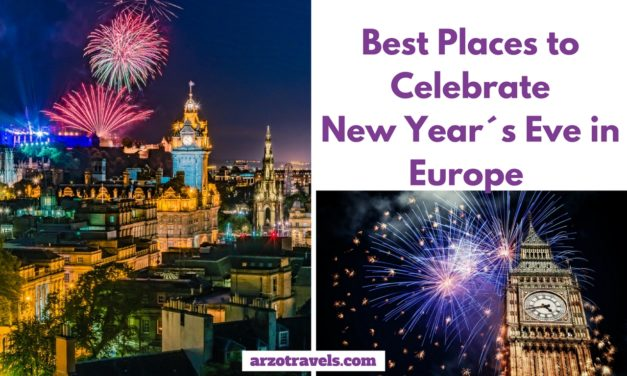Best Places to Celebrate New Year´s Eve in Europe
