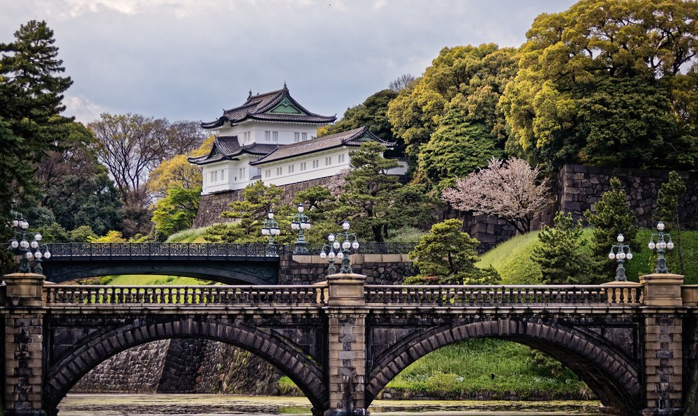 @shutterstock TOKYO IMPERIAL PALACE places to visit in Tokyo