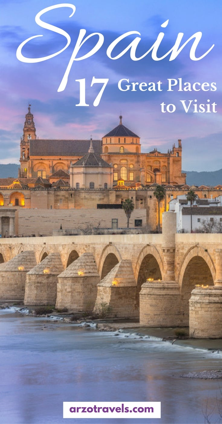 17 Best Places To Visit In Spain Where Go And What