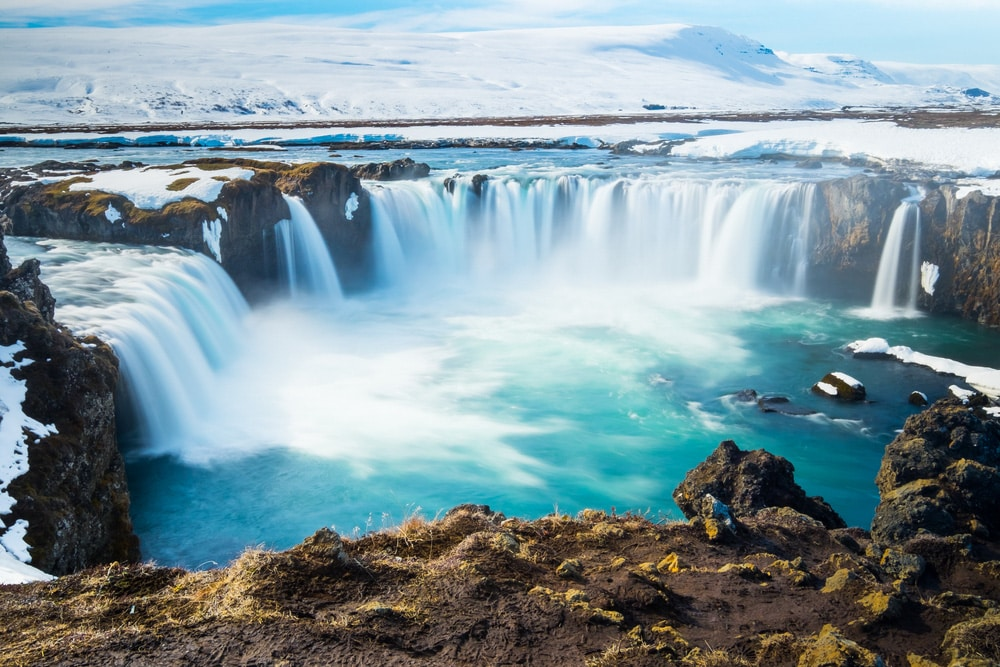 top things to do in Iceland- Gullfoss Waterfall which places to visit in Iceland