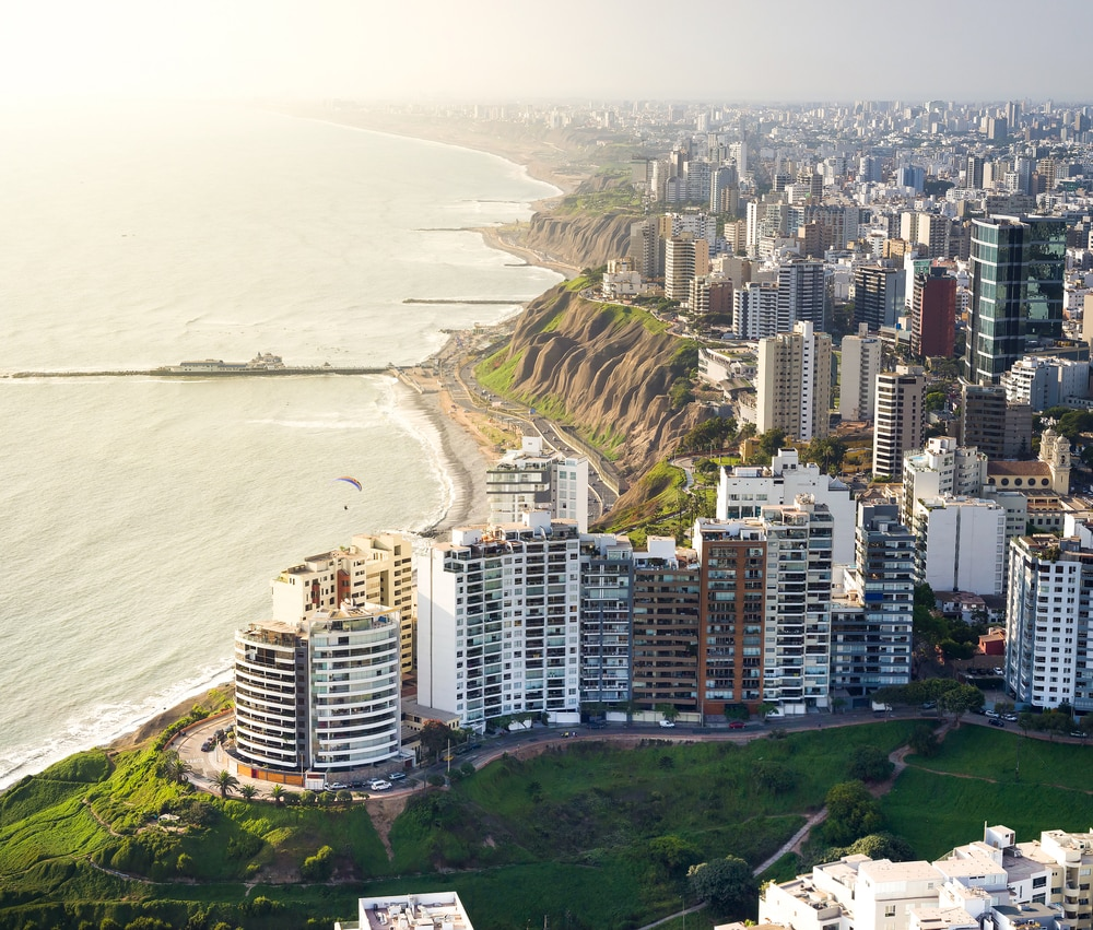 Lima is one of the best places to see in Peru