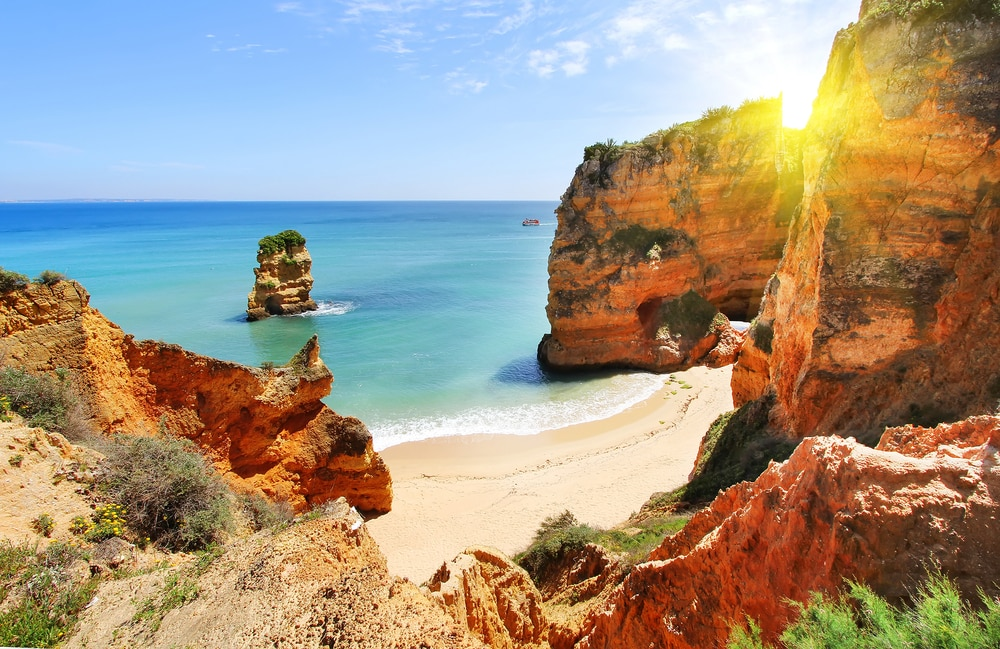 Best places to visit in Portugal, Lagos, Portugal Most beautiful places in Portugal
