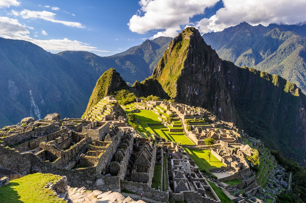 Machu Picchu best places to see in Peru