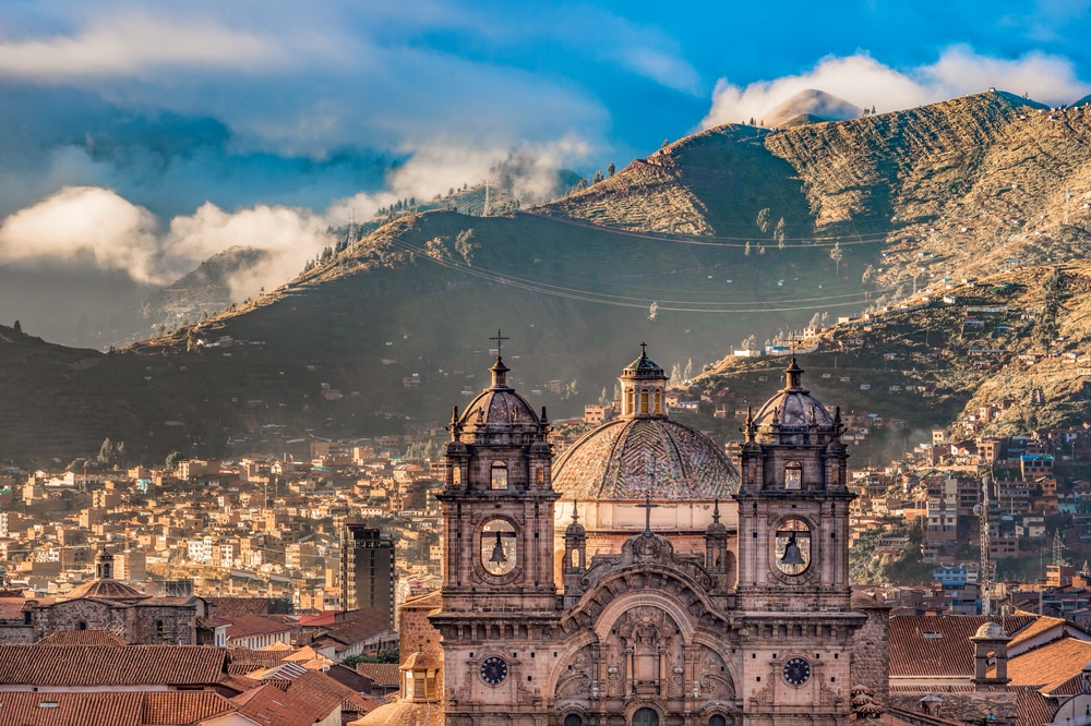 Cusco is one of the most beautiful places in Peru