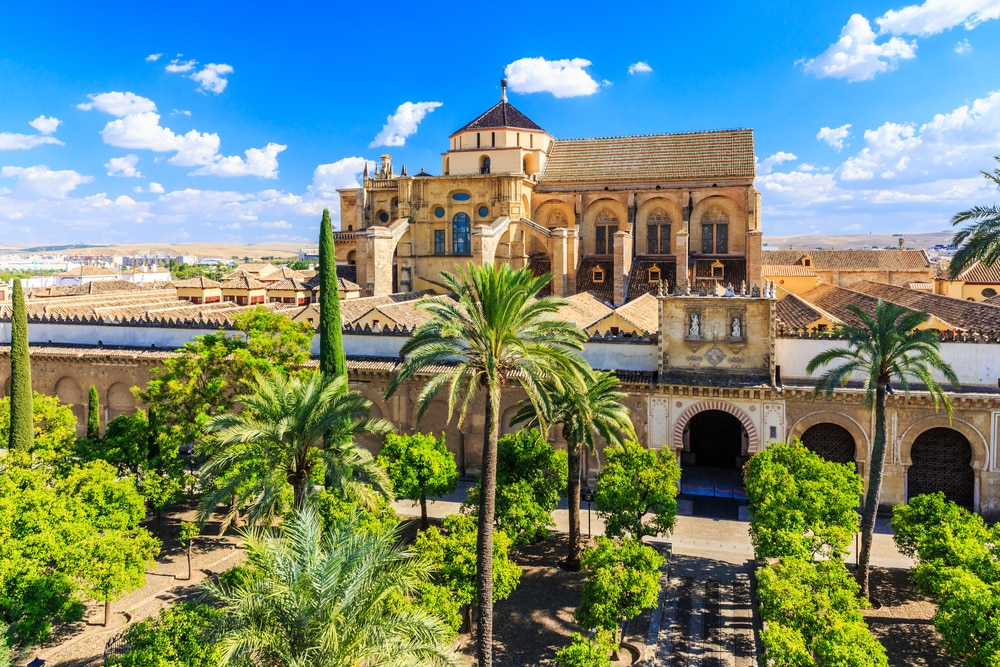 where to visit in Spain, Cordoba