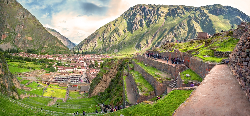 Ollantaytambo Peru where to go