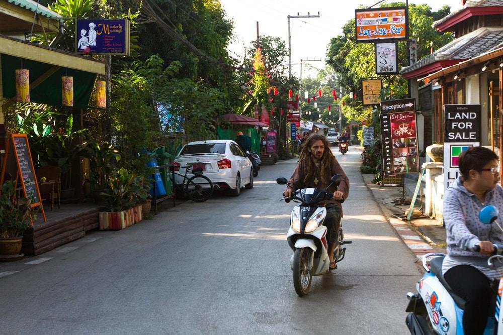Pai, Thailand @shutterstock