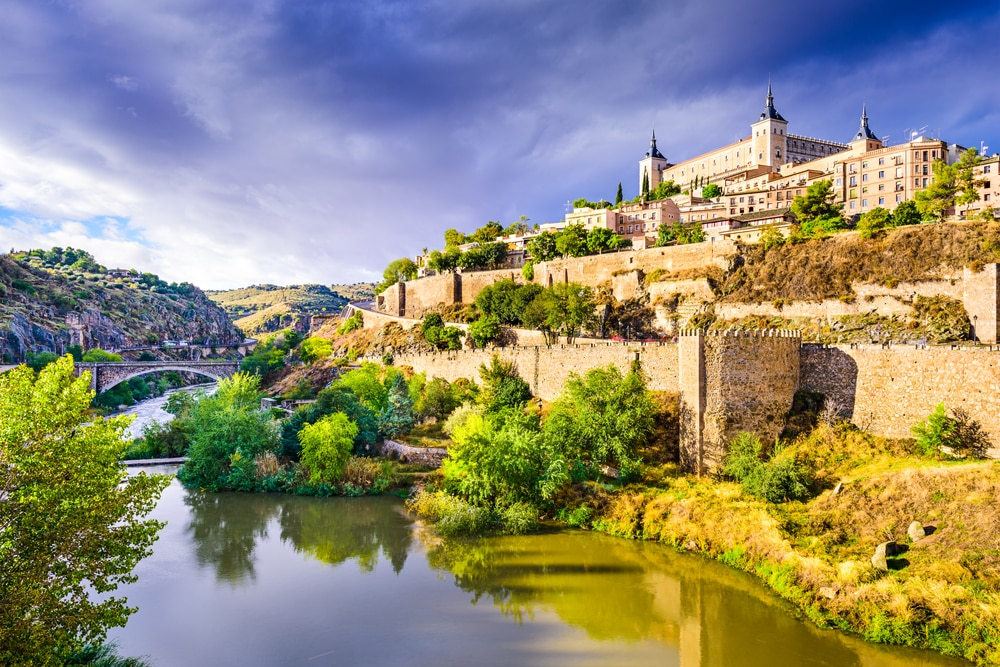 what to see in Spain, Toledo