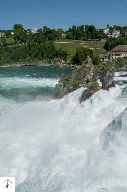 Rhine Falls are the rhine falls free