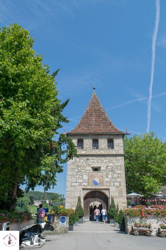 Rhine Falls how to get to Rhine Falls in Schaffhausen Neuhausen