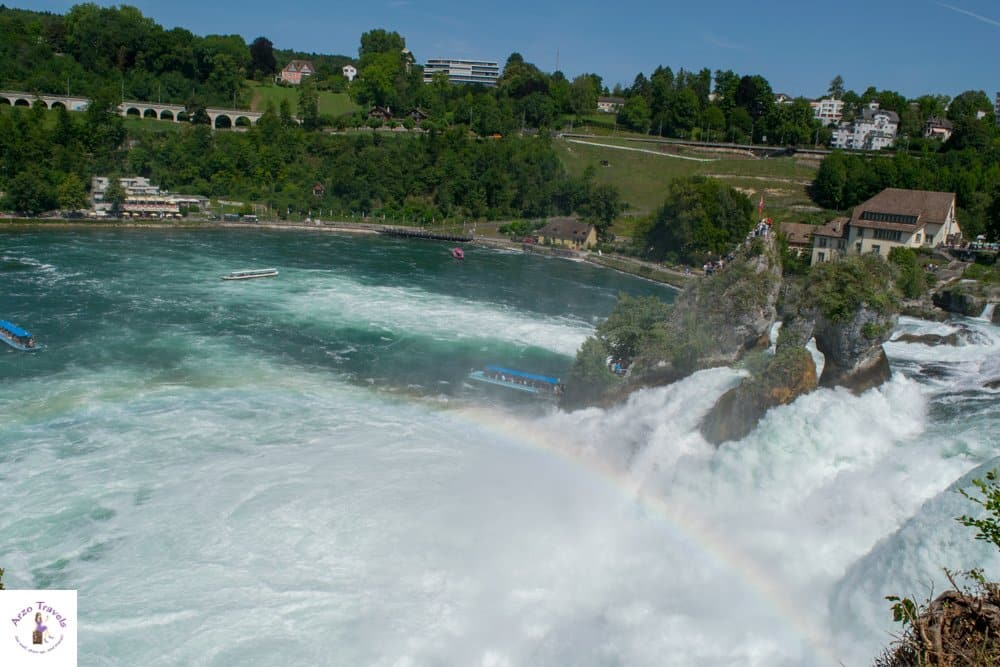 What to do at the rhine Falls