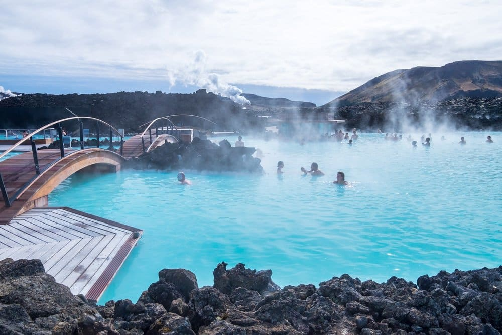 Top Things to do in Iceland The Blue Lagoon geothermal spa is one of the best places to visit in Iceland in winter