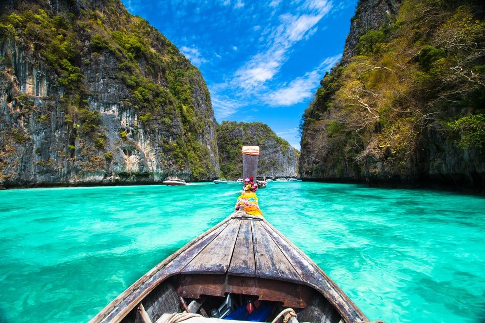 Koh Phi Phi Island @shutterstock