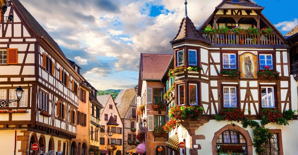 Kaysersberg is one of the best Day trip from