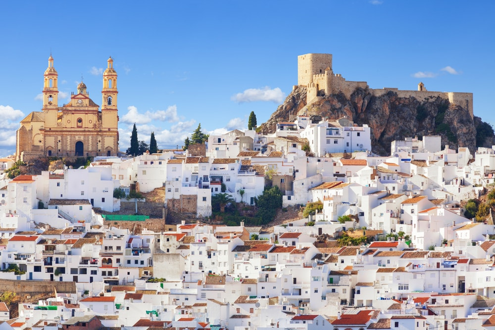 places to see in spain Olivera Arzo Travels