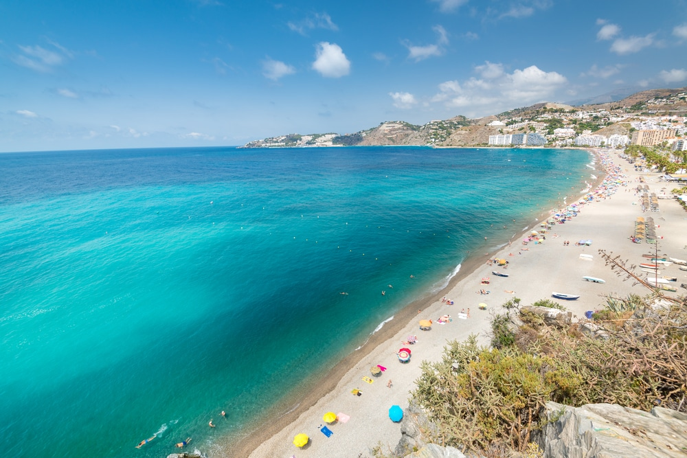 holiday places in Spain, , Granada