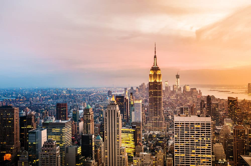 best place to visit in the US best city in the world New York CIty