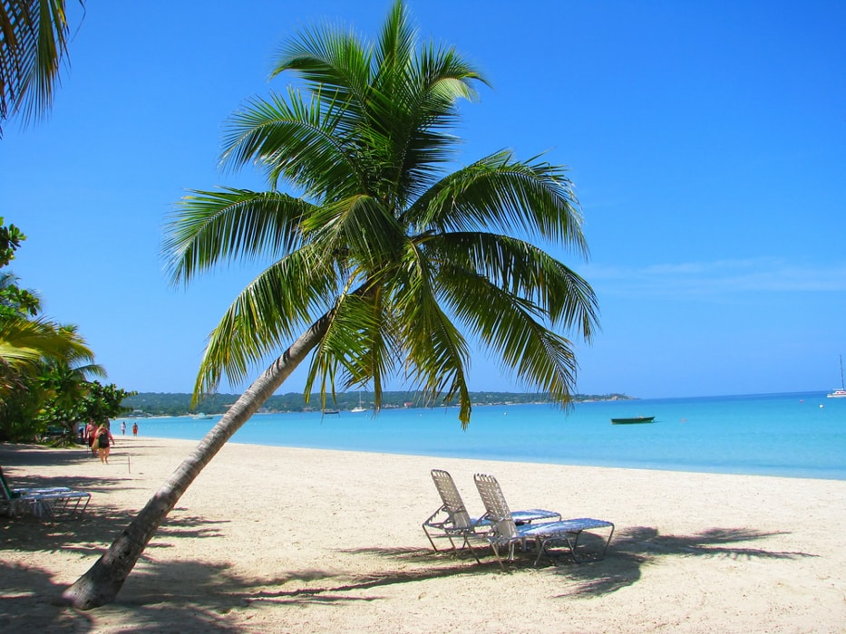 Most beautiful places in Jamaica