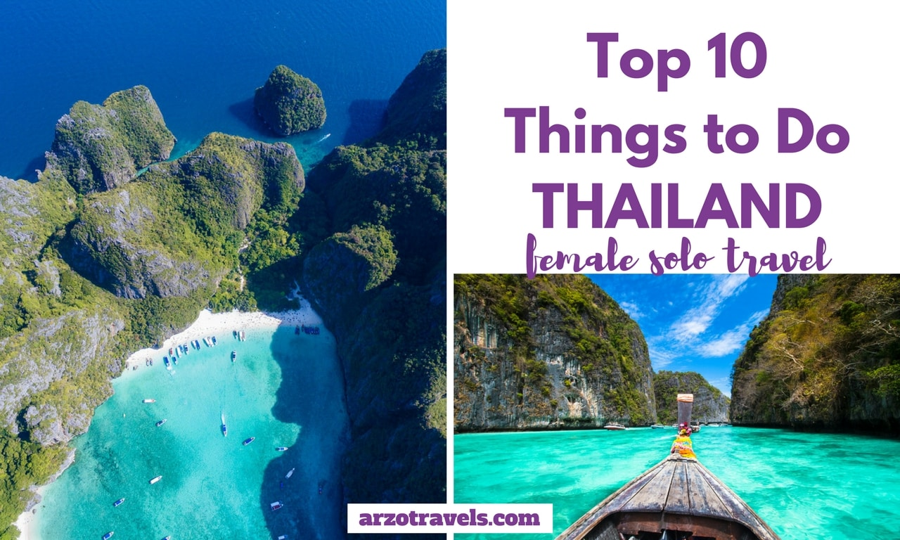 Top 10 Things to do in Thailand – Arzo Travels
