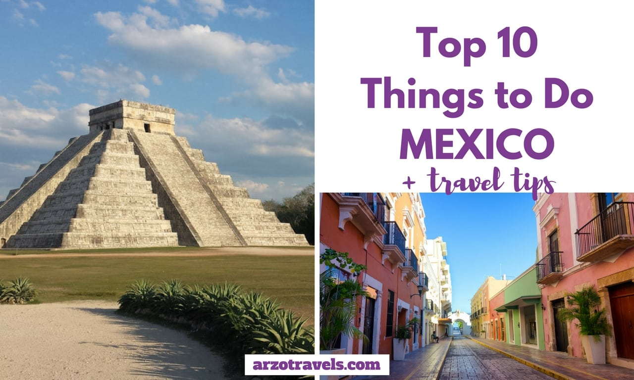Best Things to do in Mexico