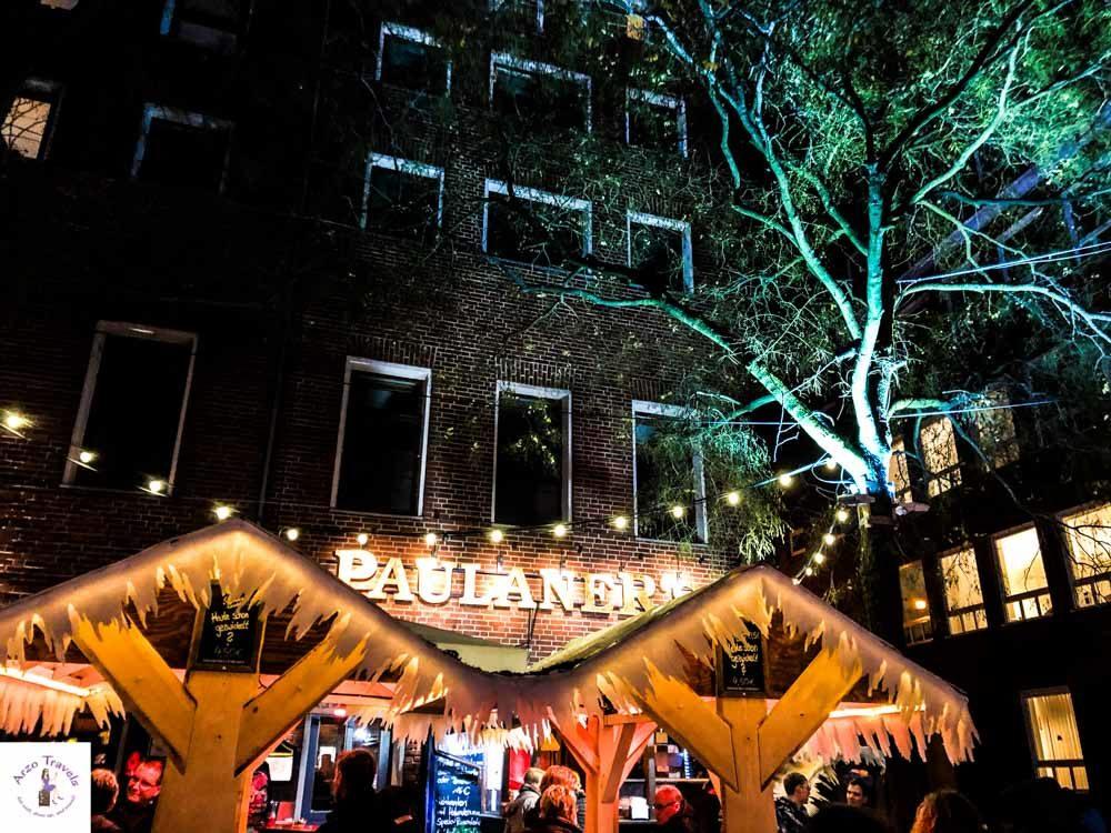 Bremen, Best Christmas Markets in Germany , Schlachte Zauber