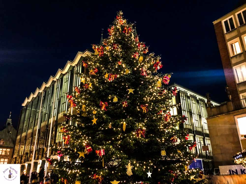 Bremen, Christmas Market Tree